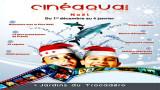 Des animations de Noël pour les enfants à Cinéaqua