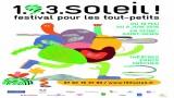 Festival 1.9.3.Soleil ! le festival 2016 pour les enfants