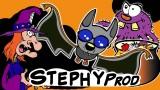 Fêter Halloween avec les enfants chez Stéphyprod