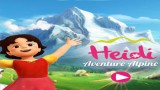 L'application Heidi, Aventure Alpine est disponible gratuitement