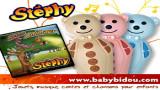 Lecteur MP3 pour enfants et bébés avec les chansons de Stéphy