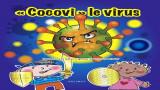 Livre pour enfants COCOVI le virus