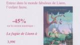 - 45% sur le livre pour enfants La fugue de Liann