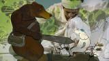 Spectacle jeune public Le Camion à Histoires : L'ours qui avait une épée