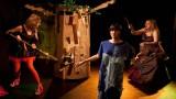 Spectacle enfant gratuit à Paris, Polluair la sorcière et le petit peuple vert