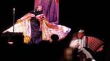 Spectacle  Miss Lulu  cabaret burlesque et chanson réaliste en Bretagne