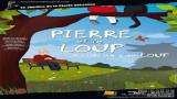 Spectacle Pierre et le Loup au Théâtre de la Clarté