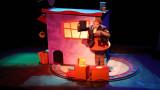 Spectacle pour enfants au festival d'Avignon Tintinnabulle