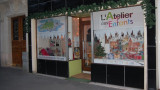 Les vacances de Noël à l'atelier des enfant, 75013 Paris