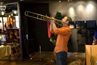 spectacle pour enfants, spectacle musical les 12 voyages du piano magique par Thierry Merle