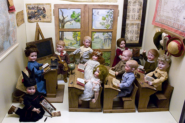 exposition pour les enfants paris