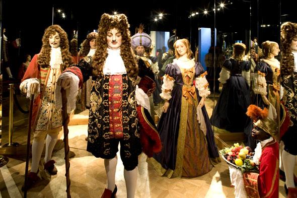 Luís XIV e a sua corte