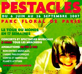 spectacle enfant paris juillet