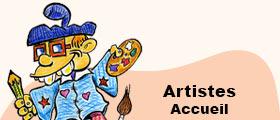 Artistes pour les enfants.