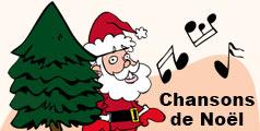 Chansons de Noël pour les enfants.
