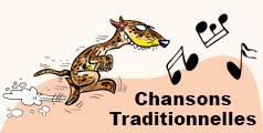 Chansons traditionnelles pour enfants enregistrées par Stéphy.