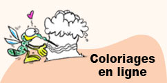 Coloriages en ligne pour les enfants.