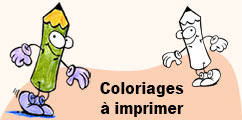 Coloriages pour les bébés et les jeunes enfants.
