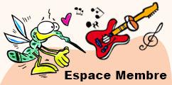 Espace Membres StéphyProd.