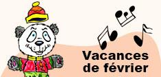 Activités enfants pour les vacances de février
