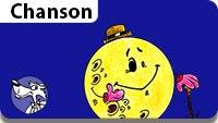 Swing la Lune, une chanson fun pour les jeunes enfants et les bébés.