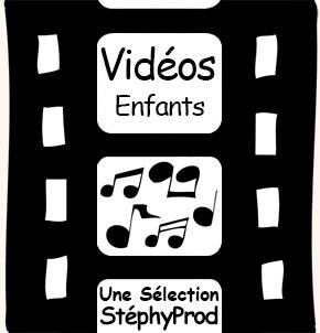 Vidéos Musiques Bébés. Sélection Stephyprod pour les enfants et la famille.
