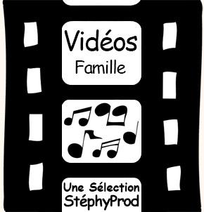 Vidéos Musiques. Sélection Stephyprod pour les enfants et la famille.