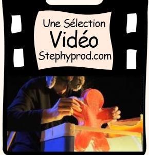Vidéo H2ommes un Ciné concert Théâtre d'Objets pour les enfants et les bébés.