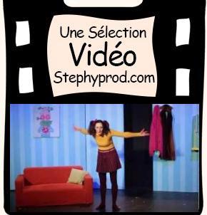 Vidéo Spectacle Qu'Ours pOursuite pour les enfants et les bébés.