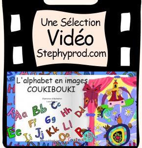 Vidéos Coukibouki. Sélection Stephyprod pour les enfants et la famille.