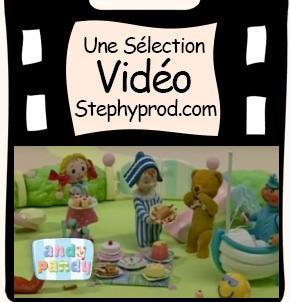 Vidéo Andy Pandy, Le Pique-Nique, Saison 1 épisode 4 pour les enfants et les bébés.