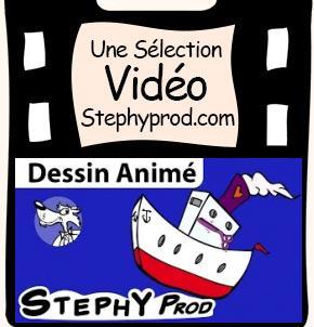 Vidéo Bateau Ciseaux, le dessin animé d'une berceuse pour les bébés pour les enfants et les bébés.