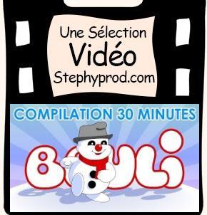 Vidéos Hiver. Sélection Stephyprod pour les enfants et la famille.