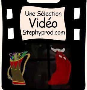 Vidéo Chanson de Noël pour les enfants par Gilles Diss pour les enfants et les bébés.
