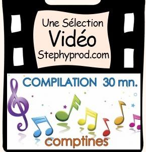 Vidéos Chanson pour enfants. Sélection Stephyprod pour les enfants et la famille.