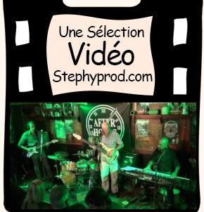 Vidéo Concert de Blues Rock pour les enfants et les bébés.