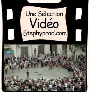 Vidéo Concert gratuit de musique classique surprise pour les enfants et les bébés.