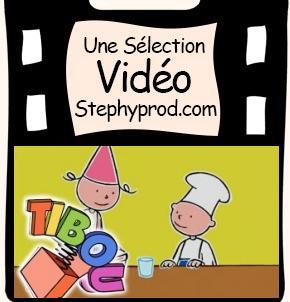 Vidéo Cuisine avec les enfants, oeufs cocotte au jambon pour les enfants et les bébés.