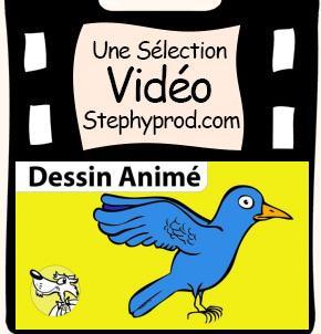 Vidéo Chanson A la volette, dessin animé pour enfant pour les enfants et les bébés.