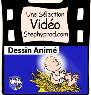 Vidéo Chanson Douce nuit Sainte nuit, dessin animé de Noël pour les enfants et les bébés.