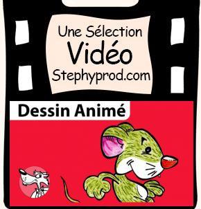 Vidéo Chanson Une Souris Verte, dessin animé musique pour les enfants et les bébés.