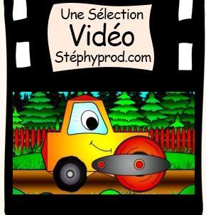 Vidéo Dessin animé éducatif  Apprenons en construisant pour les enfants et les bébés.