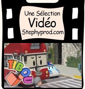 Vidéo Dessin animé éducatif, comment traverser en toute sécurité pour les enfants et les bébés.