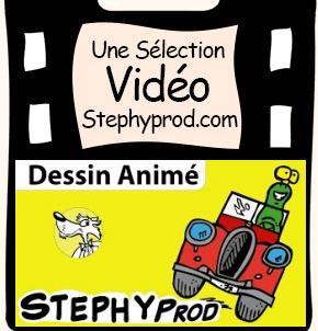 Vidéo Dessin animé, l'escargot part en vacances pour les enfants et les bébés.