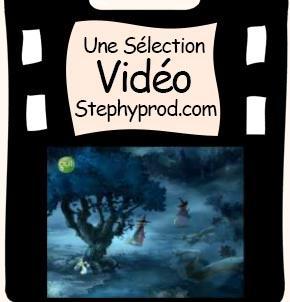 Vidéo Dessin animé pour Halloween, Les sorcières de Salem pour les enfants et les bébés.