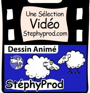Vidéo Dessin Animé Il pleut, il pleut bergère pour les enfants et les bébés.
