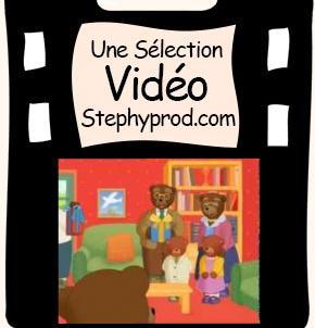 Vidéos Papa ours. Sélection Stephyprod pour les enfants et la famille.