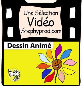 Chanson La Fleur de toutes les Couleurs dessin animé musical