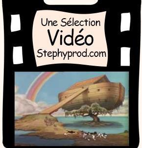 Vidéo Dessin animé Walt Disney L'arche de Noé pour les enfants et les bébés.