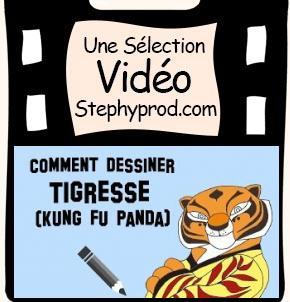 Vidéos Enfants Vidéo Gratuite Dessiner Tigresse Du Dessin